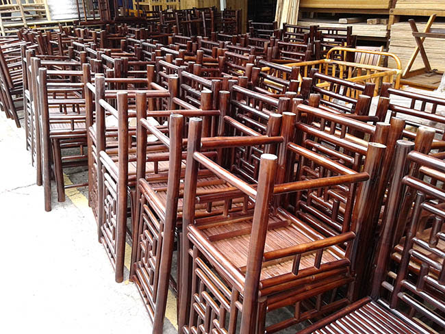 bàn ghế tre, bàn ghế tre giá rẻ
