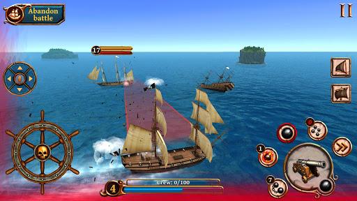 Ships of Battle: Ages of Pirates -Wars u2019n Strategy 2.4.1 screenshots 6