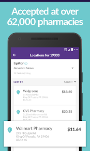 SearchRx- screenshot thumbnail