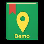 Navigation Bookmark Demo