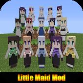 Little Maid MODS MCPE