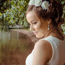 Wedding photographer Larisa Moshkina (saflora). Photo of 05.09.2014