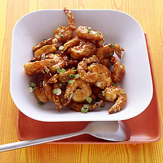 Sesame Orange Shrimp Recipes