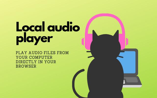 Local Audio Player