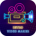 Intro Video Maker and Text Animator icon