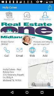 Holly Cohen – Real Estate One- screenshot thumbnail