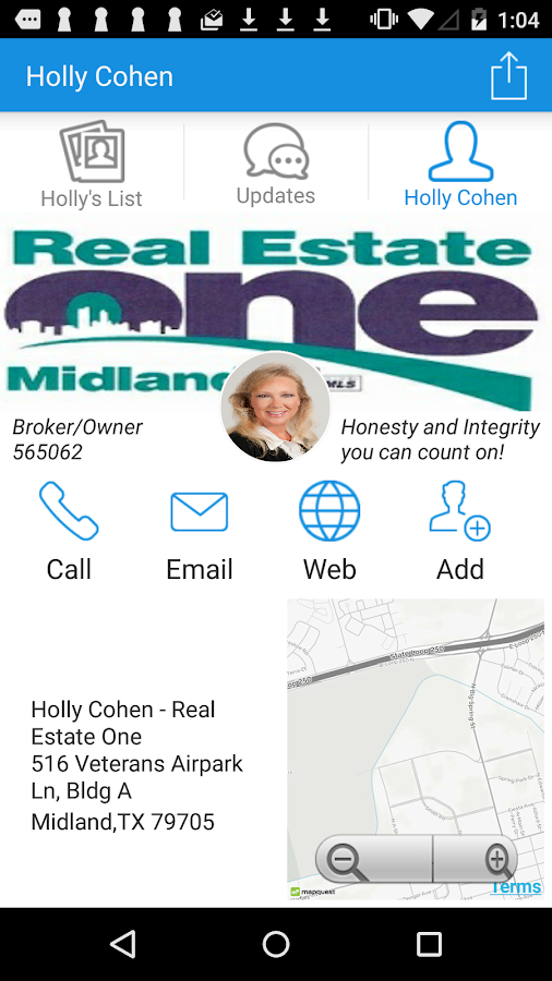 Holly Cohen – Real Estate One- screenshot