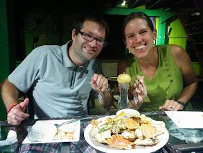 Photo: Green pepper crabs!