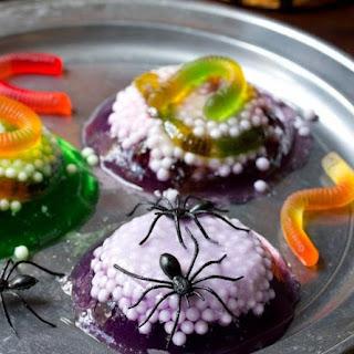 Spooky Halloween Jello