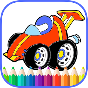 Cars and Trucks Coloring Book for PC and MAC