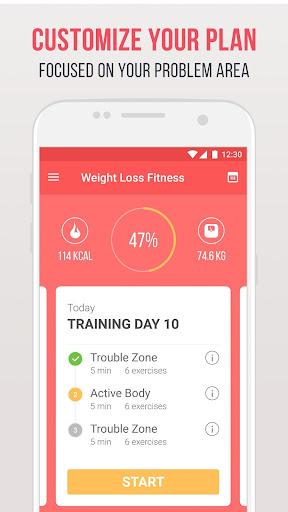 Weight Loss Fitness 1.3 screenshots 3