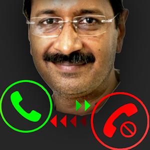 Fake Call Kejriwal for PC and MAC