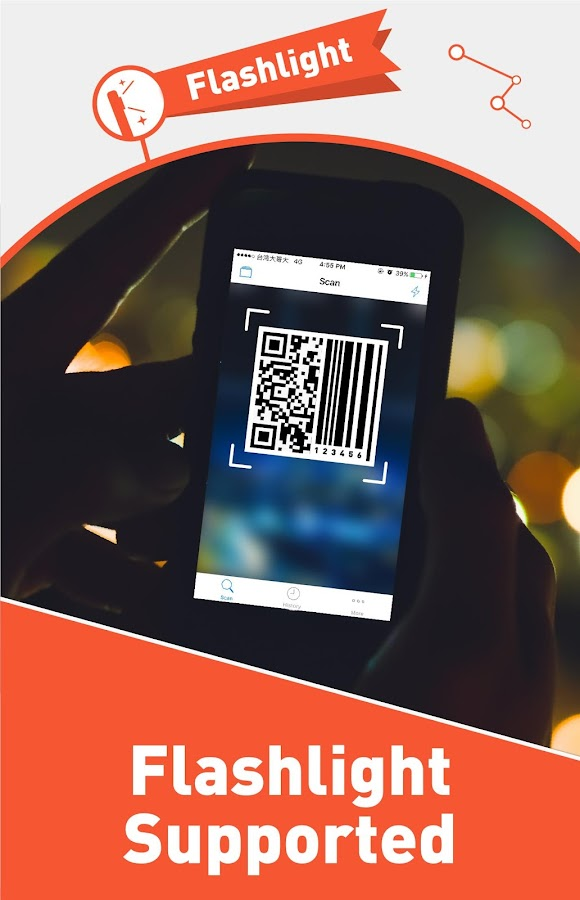 Free QR Scanner for Android- screenshot