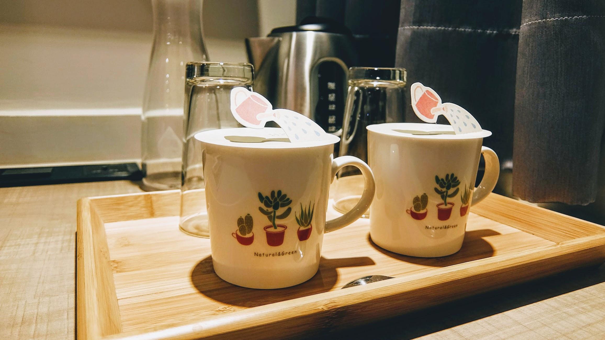 當然也有茶杯水壺囉...