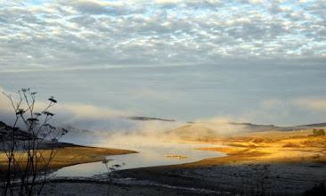 Photo: Nicasio Reservoir, dawn