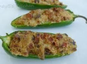 Eric's Texas Style Stuffed Jalapenos Recipe
