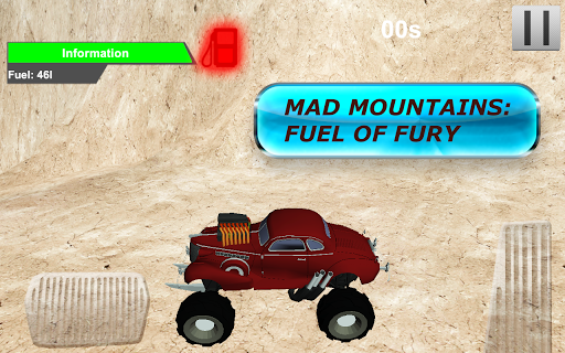 Mad Mountains: Fuel Of Fury
