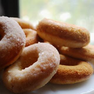 Baked Apple Cider Donut