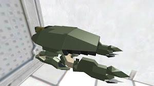 HAL-X10 飛行形態(B/v7b) パトレイバー