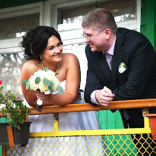 Wedding photographer Nataliya Tyumikova (tyumichek). Photo of 13.04.2016
