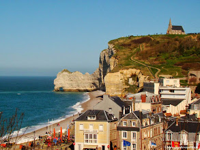 Photo: #019-Etretat.