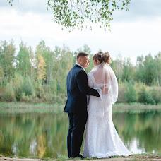 Wedding photographer Valentina Baturina (valentinalucky). Photo of 02.11.2018