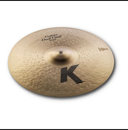 "16"" Zildjian K Custom - Dark Crash"