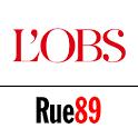 L'Obs - Rue89 icon