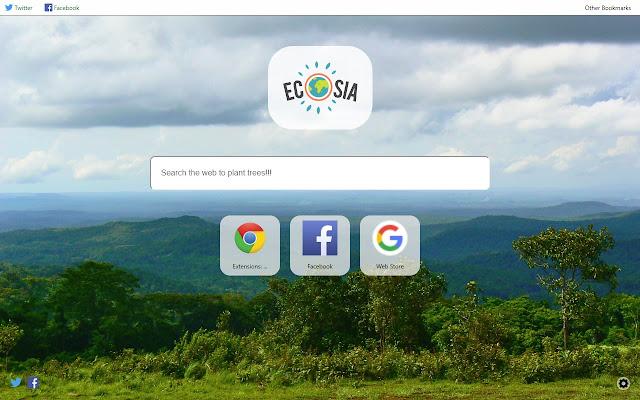 Eco New Tab