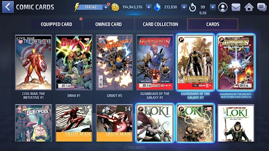 MARVEL Future Fight Mod Apk 6.1.0 (Unlimited Money + Gold) 7
