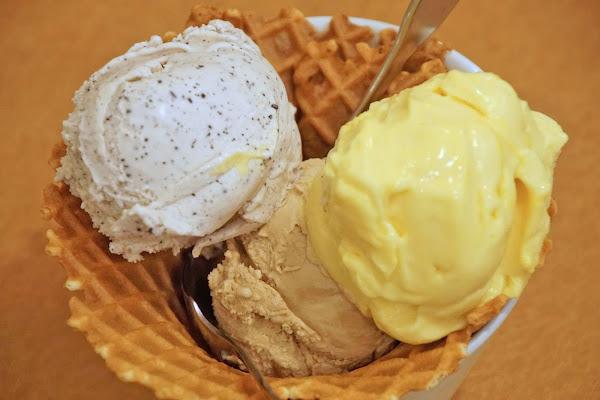 得意吉義式冰淇淋店
