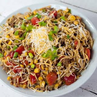Mexican Spaghetti Recipes.