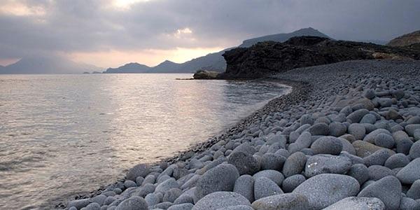 Parque Natural Cabo de Gata-Níjar, cala del Carnaje.