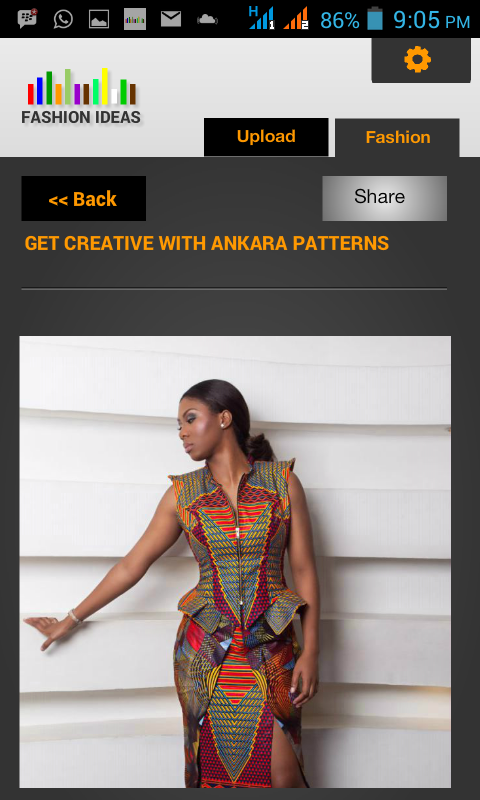 African Fashion Ideas & Styles- screenshot