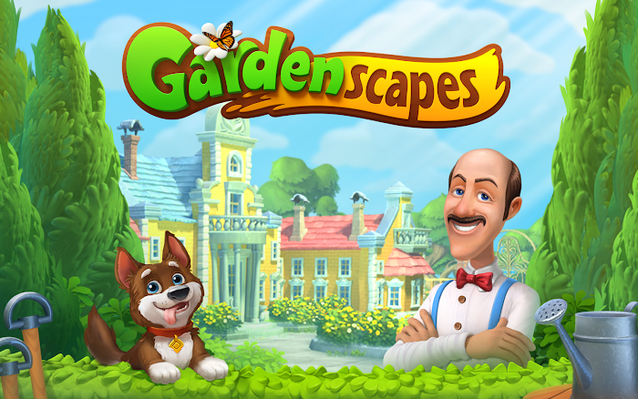hack Gardenscapes with our tool