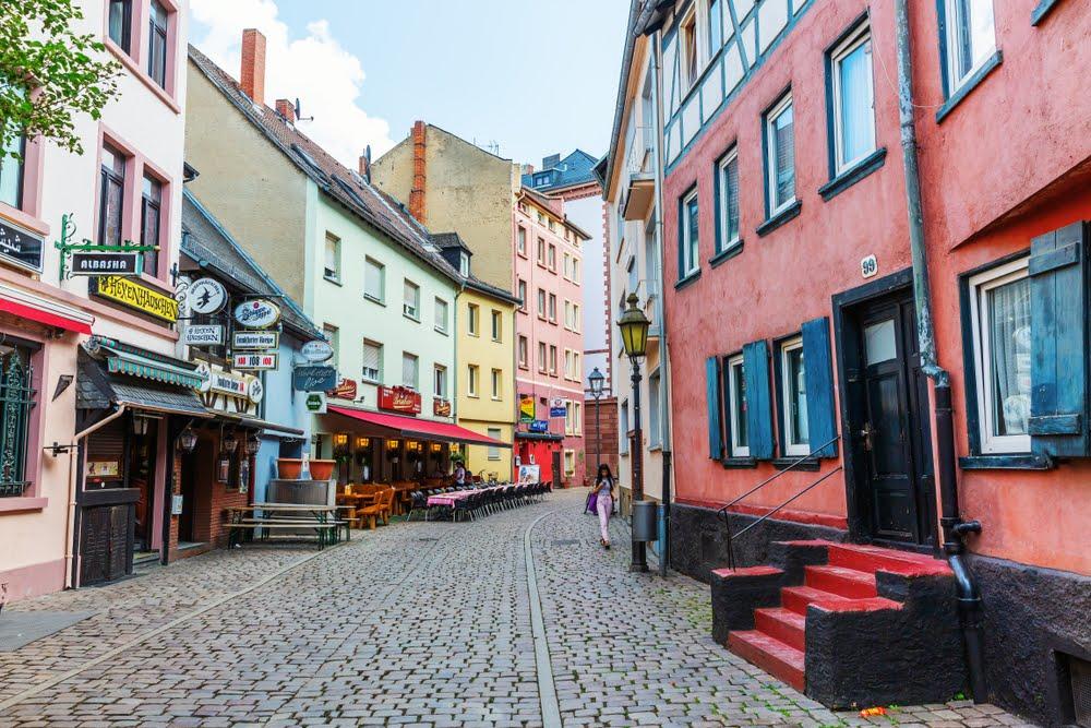 Que ver y hacer en Frankfurt