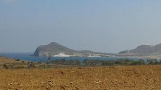La bahía de Genoveses, en una imagen de archivo.