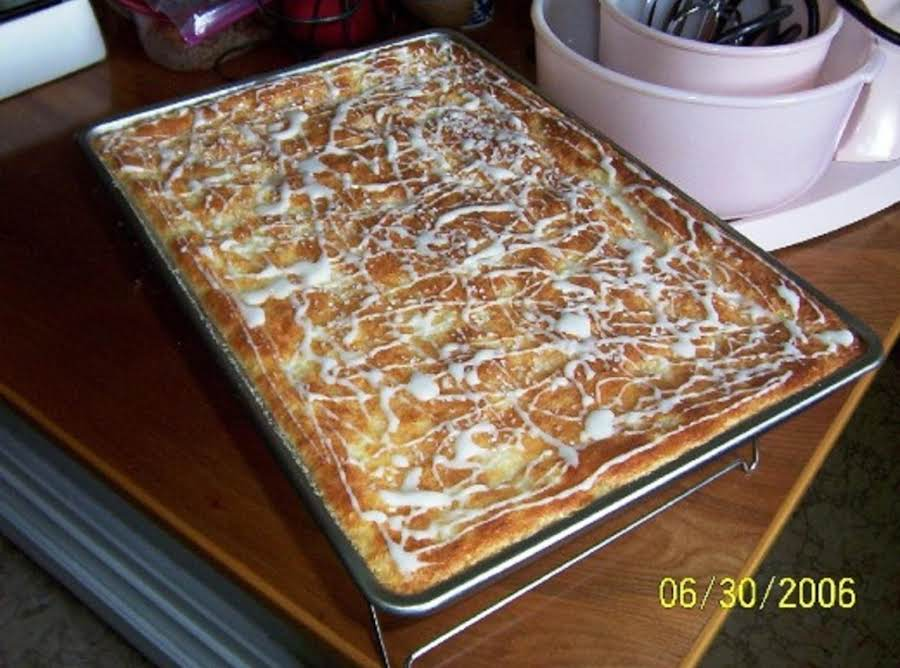 Angel Food Pineapple Cake Recipe Just A Pinch Recipes