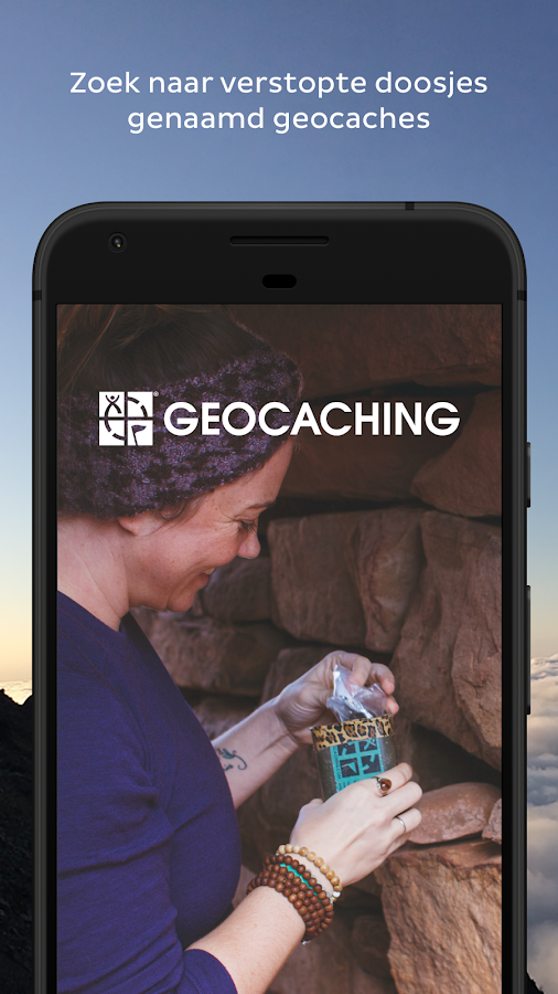 Geocaching®: screenshot