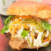 Robo Brisket Sandwich