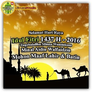 DP Lebaran Idul Fitri 2016 screenshot 0