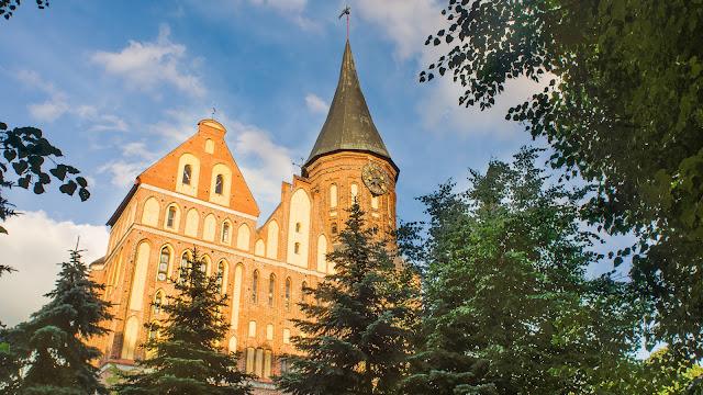 собор кенигсберга, калининград