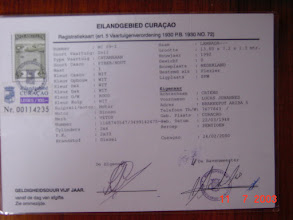 Photo: Curacao register