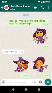 Stickers for WhatsApp – Halloween 2