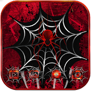 Red Spider Theme DIY Launcher