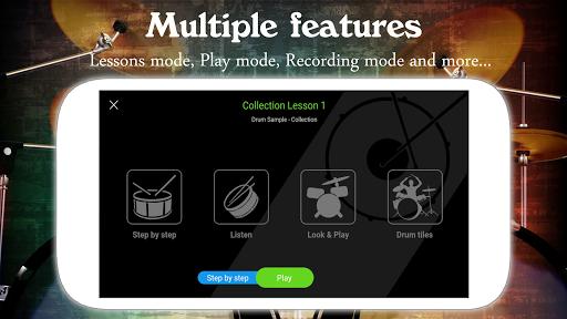 Drum Live: Real drum set drum kit music drum beat 4.1 screenshots 4