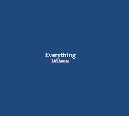 Everything Lyrics