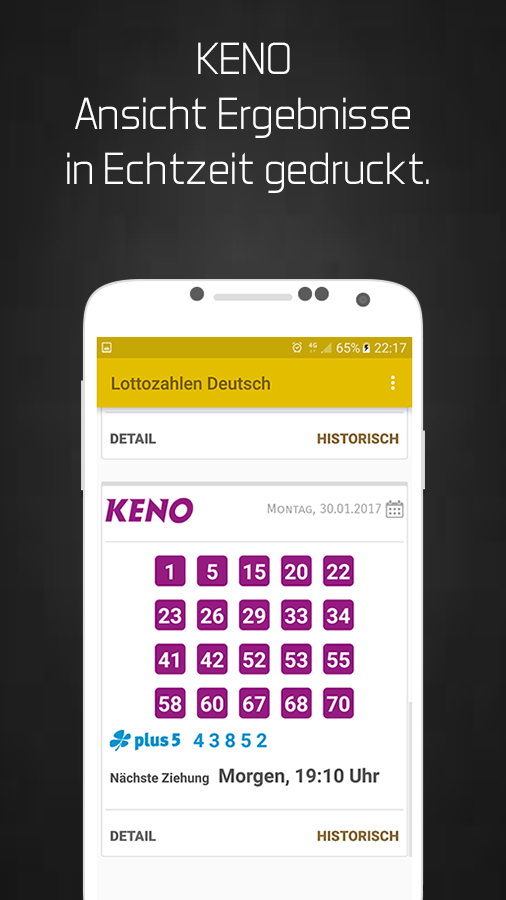 Lotto Deutschland- screenshot