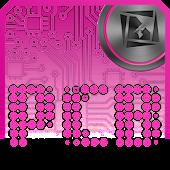 PCB Pink ⁞ TSF Shell 3 Theme