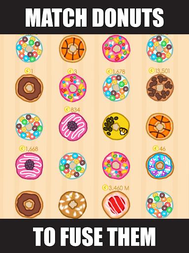 Donut Empire - Merge and Evolve 1.50 screenshots 4